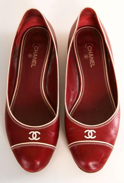 f9912762c8a Chaussure CHANEL   CHANEL FLATS - ModeHot.com