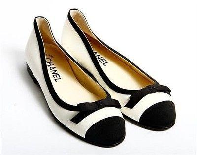 6f12f9a1fb3 40918877d374d6723f9126a5c66a705b--chanel-ballerina-ballerina-shoes  Chaussure CHANEL   Chanel Ballerina flat