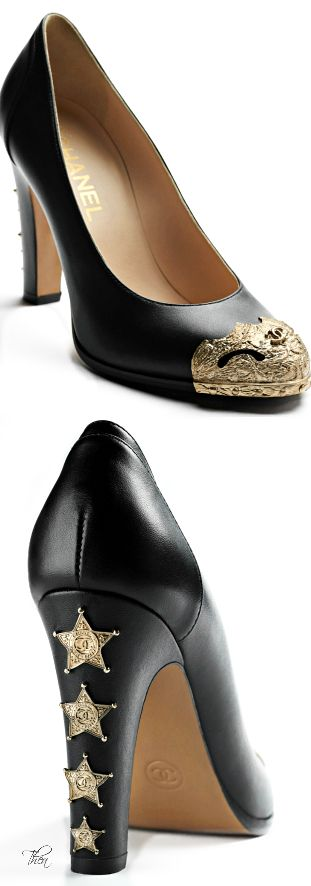 450753c3ccc5dbbd61aafec92f3e22a0--chanel-shoes-chanel-chanel Chaussure CHANEL : Chanel ●