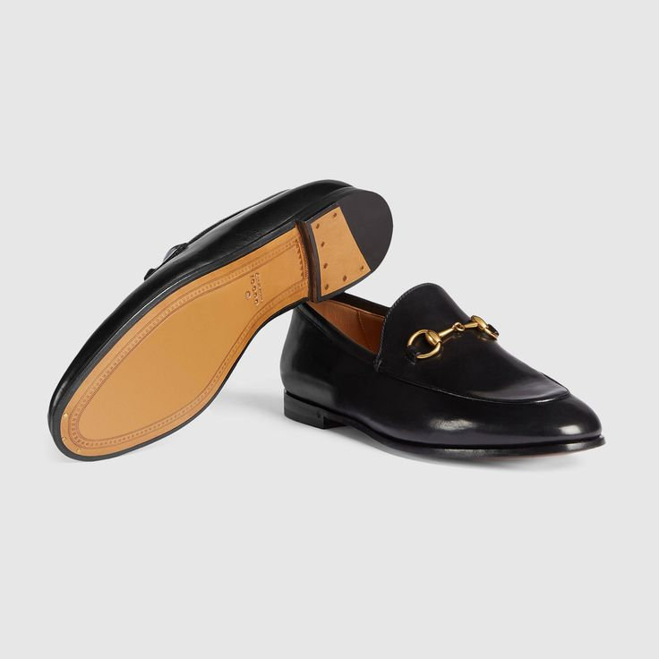 91a1f586c0196475bde28daeea5f011f--gucci-loafers-black-loafers Gucci  Chaussures   Gucci Mocassins en 7b344f61970