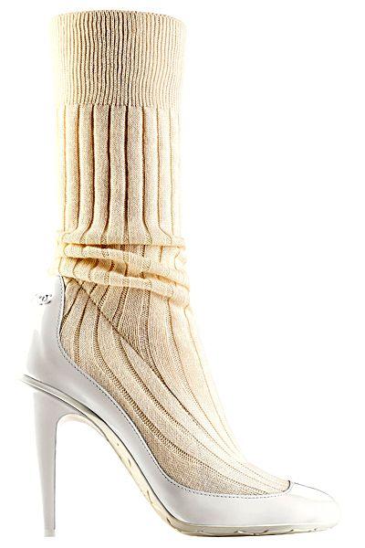 2b56ab95ef8a Chaussure CHANEL   Chanel - Accessoires - 2014 Printemps-Été ...