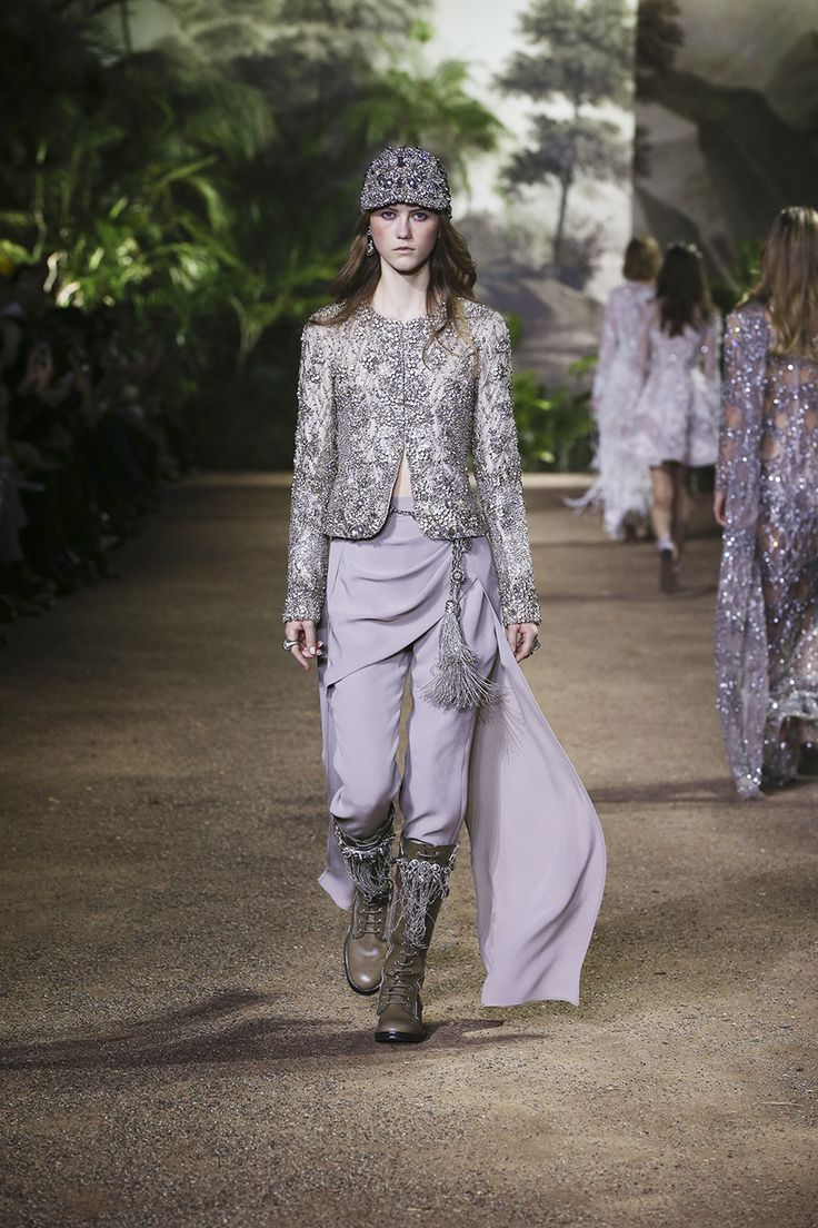 962ab951c1ccf23a144383076eda4613--saab--body-armor Elie Saab - Haute Couture  : ELIE SAAB Haute Couture Printemps Eté 2016