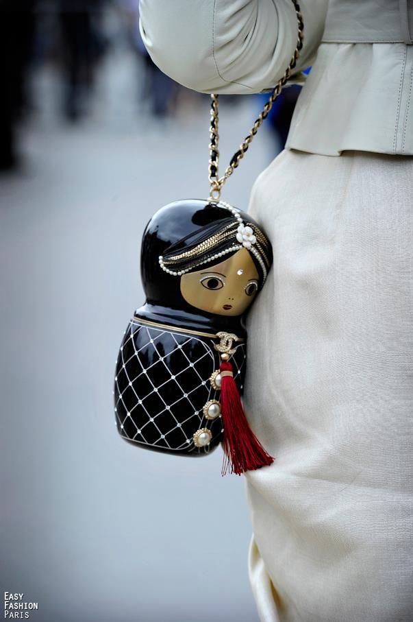 Chanel Couture Sac De Matrioska Chanel Modehotcom First Class