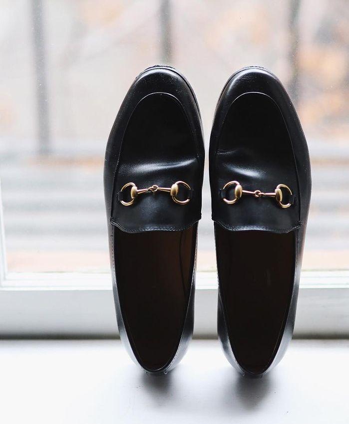 Gucci Chaussures   Les mocassins à mors Gucci, la chaussure ultime   (instagram La guitare à la mode … d2ae71783c3