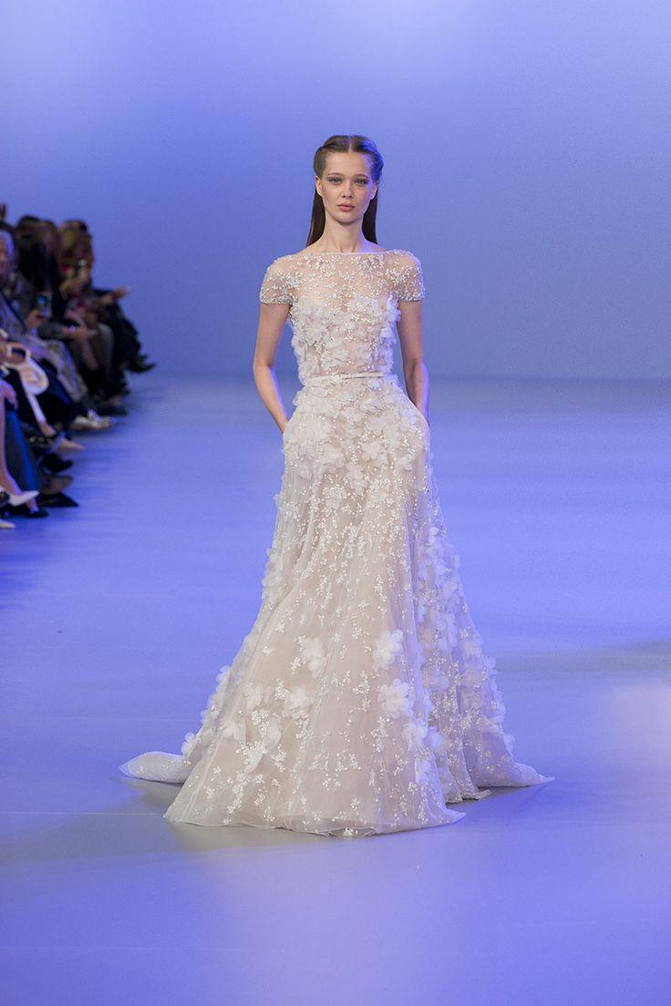 Elie Saab Haute Couture ELIE SAAB Printemps Ete 2014