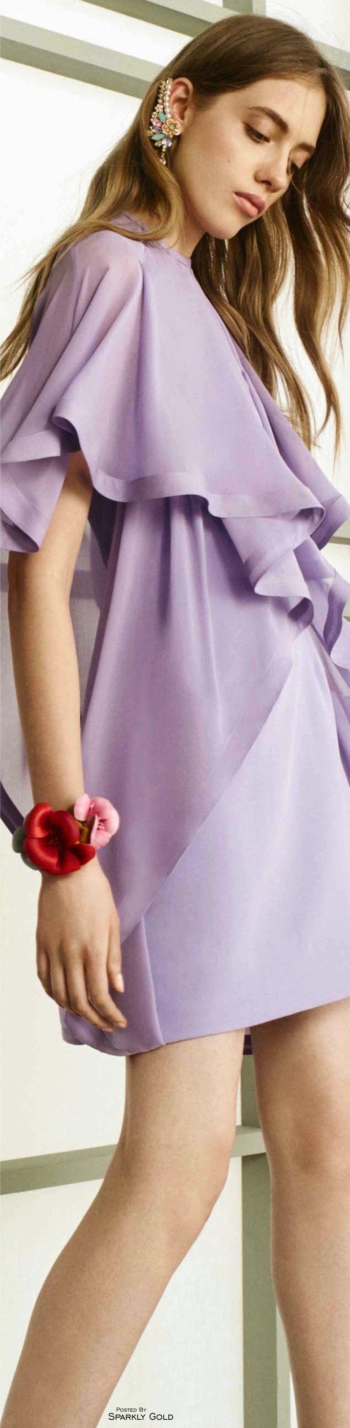 04af4743997ec13ab1aa277f282f733c--little-dresses-mini-dresses Collection Elie Saab  : Elie Saab Resort 2017