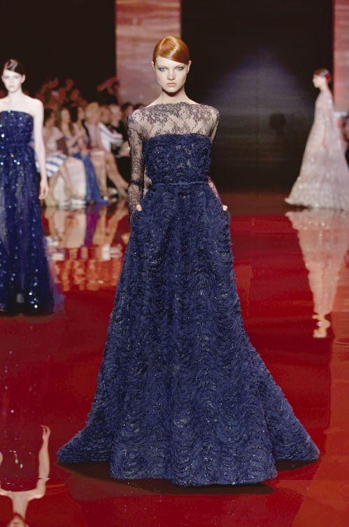 826332b17f77bac1a643e911bcca3492--elie-saab-fall-ellie-saab Elie Saab - Haute Couture  : ELIE SAAB Haute Couture Automne-Hiver 2013-14