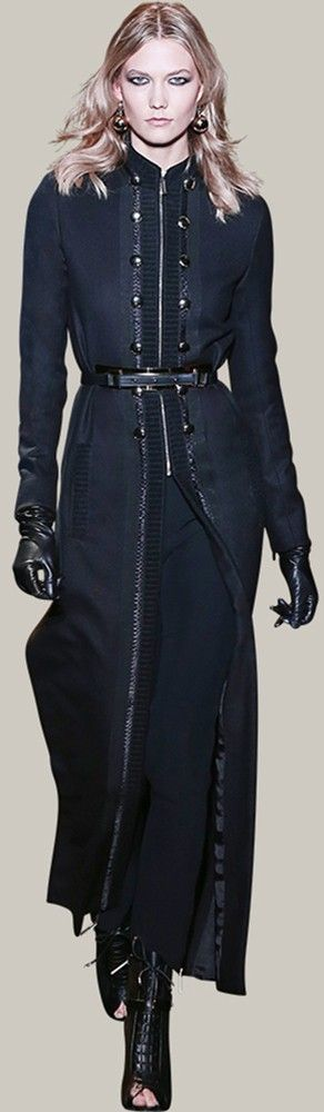 846769f6341bc6094812b29542e2dd02--tempe-fashion-black Collection Elie Saab  : Elie Saab AW 2015/16