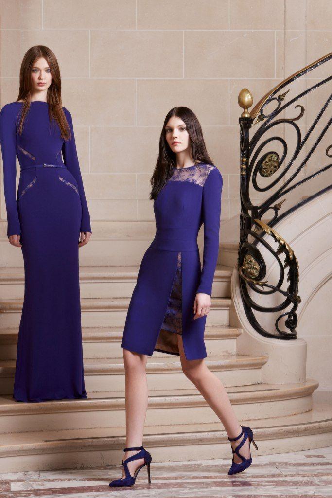 c6a2c7b64ec922bce0a5306c5f01656b--long-sleeve-dresses-long-dresses Elie Saab - Prêt-à-porter : ELIE SAAB Pré-automne 2014