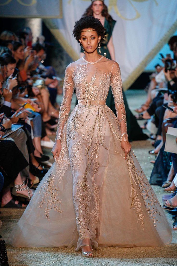 c509c0ab3ed6076efcbcef938b60edda Collection Elie Saab  : Défilé Elie Saab: Haute couture automne-hiver 2017-2018