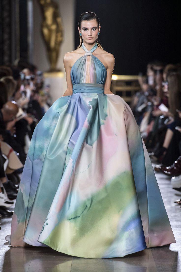 3a520881820251d7d669f0c0da1bc1cf Elie Saab - Haute Couture  : ELIE SAAB Haute Couture Printemps Eté 2019