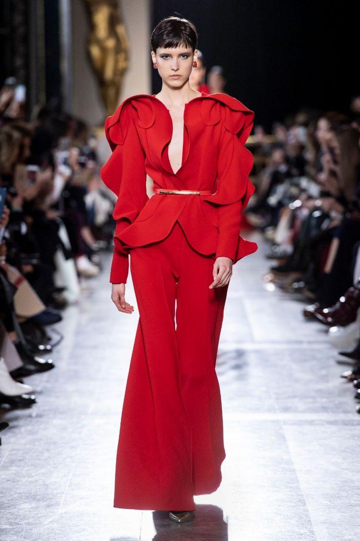 4734330203ac10f725ef8e8c6240a2ac Elie Saab - Haute Couture  : ELIE SAAB Haute Couture Printemps Eté 2019