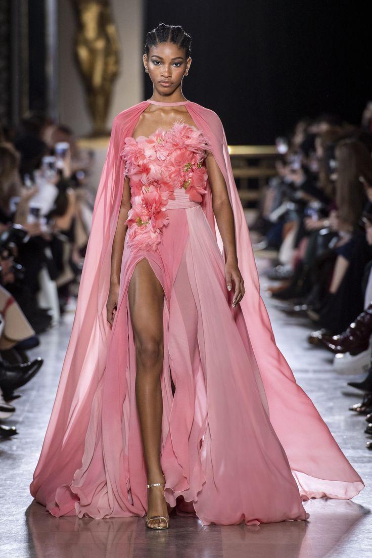 78a44d5ca58b7a363410f75f1cb393f1 Elie Saab - Haute Couture  : ELIE SAAB Haute Couture Printemps Eté 2019