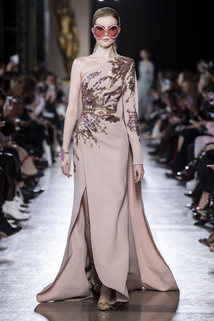 801c4f169aedc4fa20e851e1669c3a07 Elie Saab - Haute Couture  : ELIE SAAB Haute Couture Printemps Eté 2019