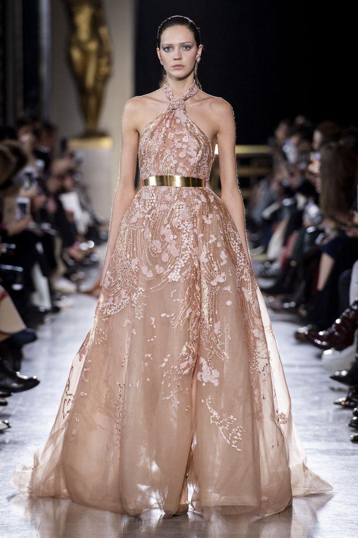 9f0bc86612b9c29bbfb6a8dd150713e5 Elie Saab - Haute Couture  : ELIE SAAB Haute Couture Printemps Eté 2019