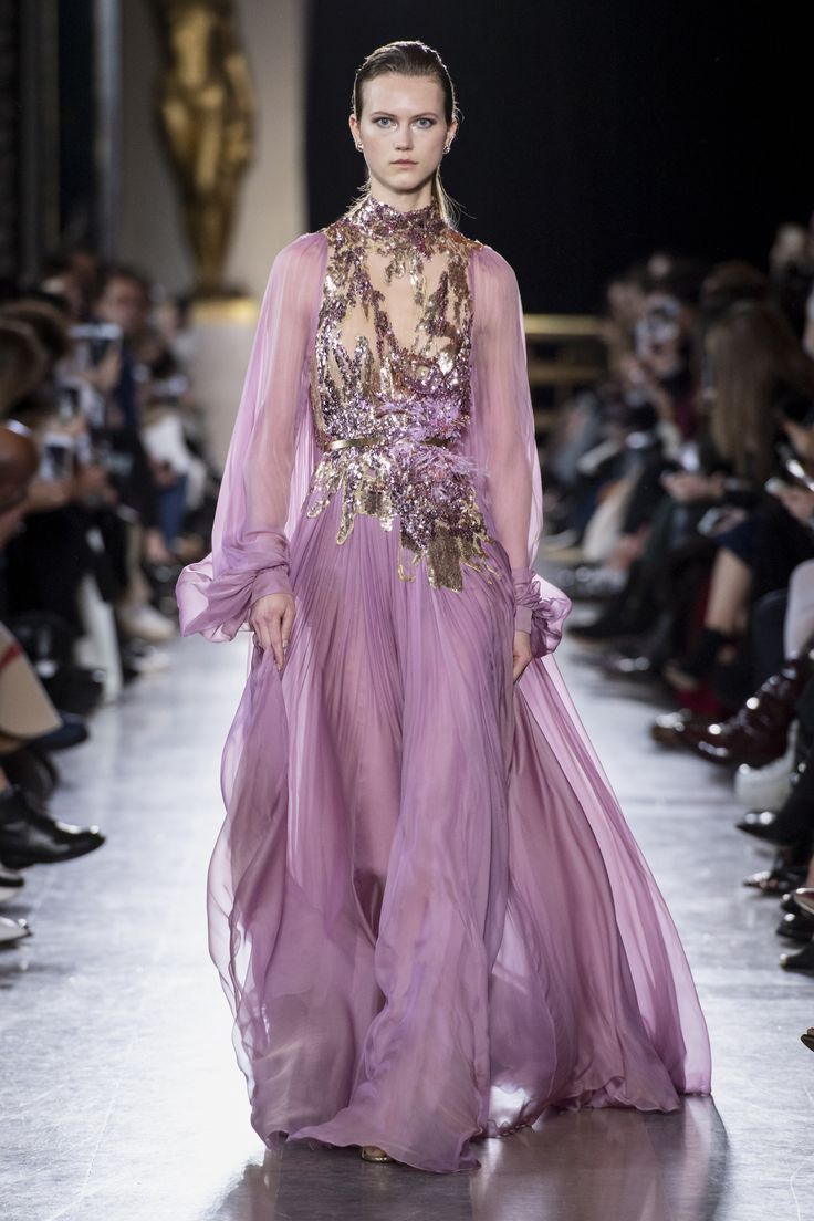 d9a6dbb44fd8d7f3d3c2f682da37af0f Elie Saab - Haute Couture  : ELIE SAAB Haute Couture Printemps Eté 2019
