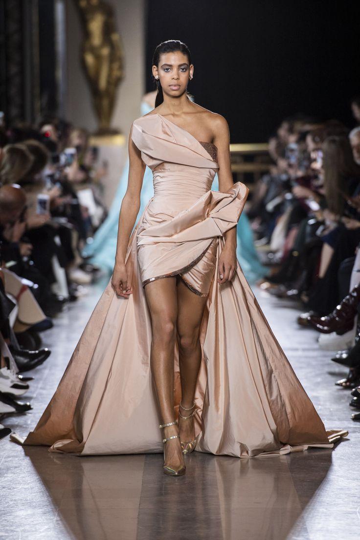 ed617405a894b8c388d2c96a589511d8 Elie Saab - Haute Couture  : ELIE SAAB Haute Couture Printemps Eté 2019