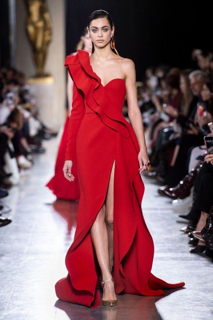 f2140b87e0ba924528b8f33d9d1e1615 Elie Saab - Haute Couture  : ELIE SAAB Haute Couture Printemps Eté 2019