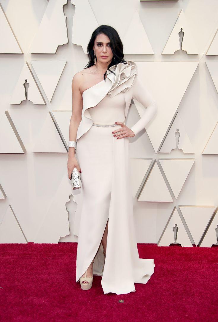 0b8dfc66e8d0bebfb677a071484e292a Elie Saab - Collection Tapis Rouge  : La réalisatrice Nadine Labaki vêtue d'une robe ELIE SAAB Haute Couture inspirée de la collection Printemps Eté 2019 à la 91ème cérémonie des Oscars.