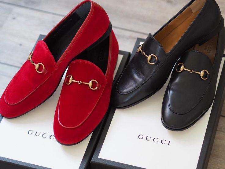 5dea54e94d0ec8fec5d6c000e1928879 Gucci Chaussures  : GUCCI JORDAAN LOAFERS