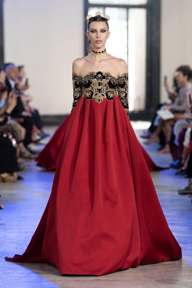 104e4288a7eb805747db92f737176405 Elie Saab - Haute Couture  : ELIE SAAB Haute Couture Automne Hiver 2019-20