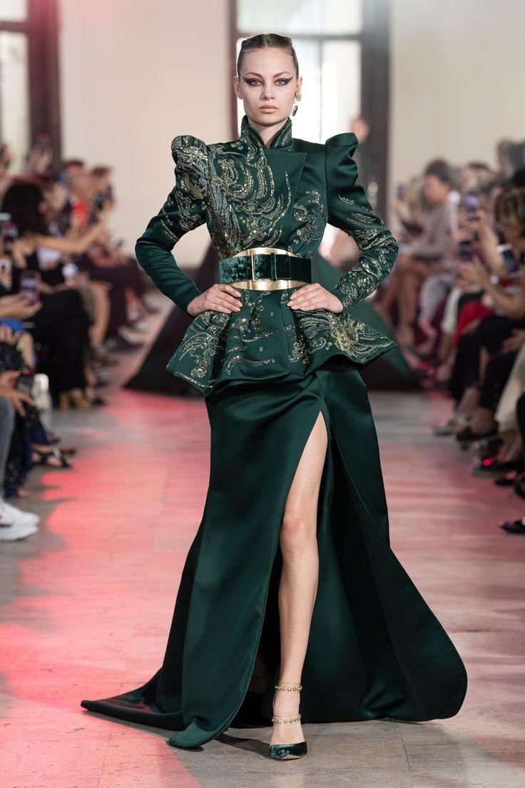 2ab05c1d6245c3e0d099d06640e6a5b6 Elie Saab - Haute Couture  : ELIE SAAB Haute Couture Automne Hiver 2019-20