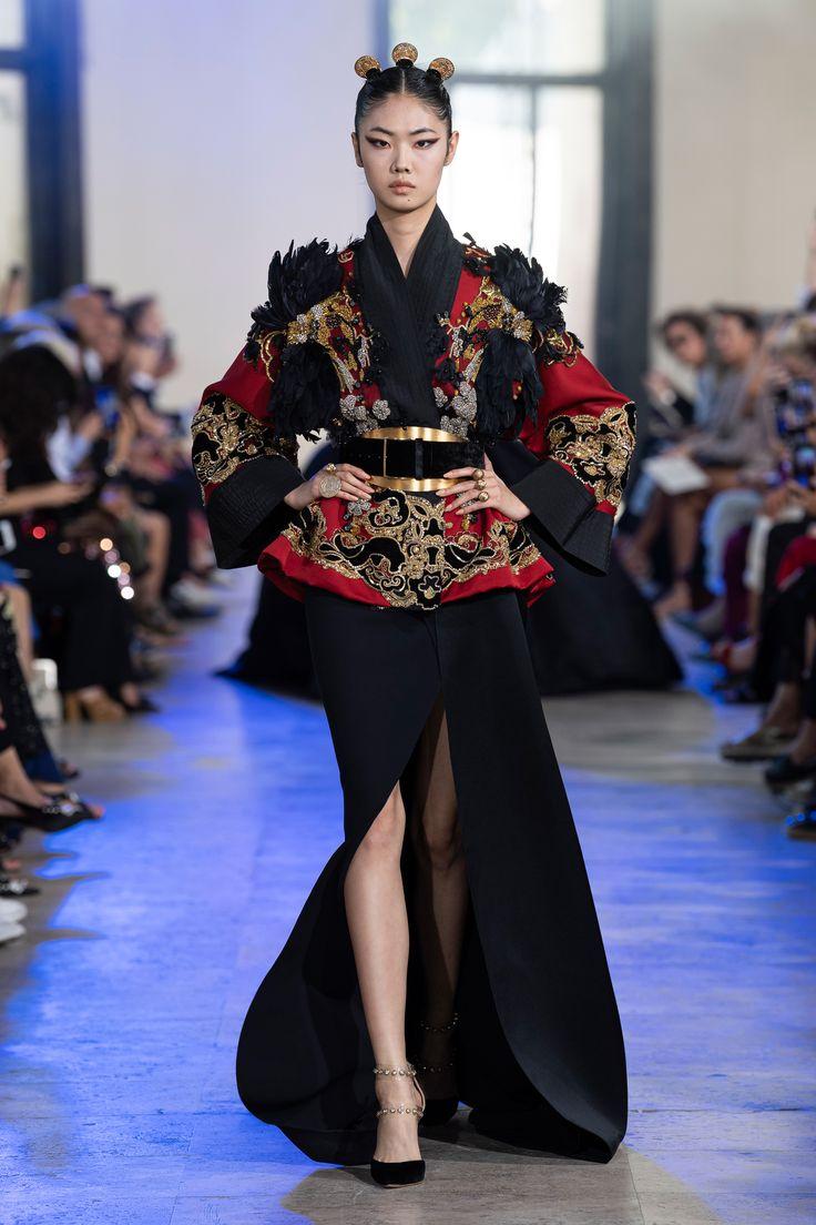 7cf338f379842beab60ddd9ea9c9e62a Elie Saab - Haute Couture  : ELIE SAAB Haute Couture Automne Hiver 2019-20