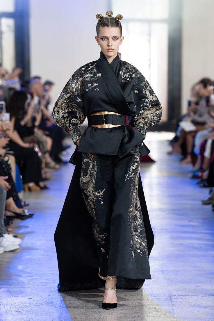 b4e7f2780d431c289d352997ab911a78 Elie Saab - Haute Couture  : ELIE SAAB Haute Couture Automne Hiver 2019-20