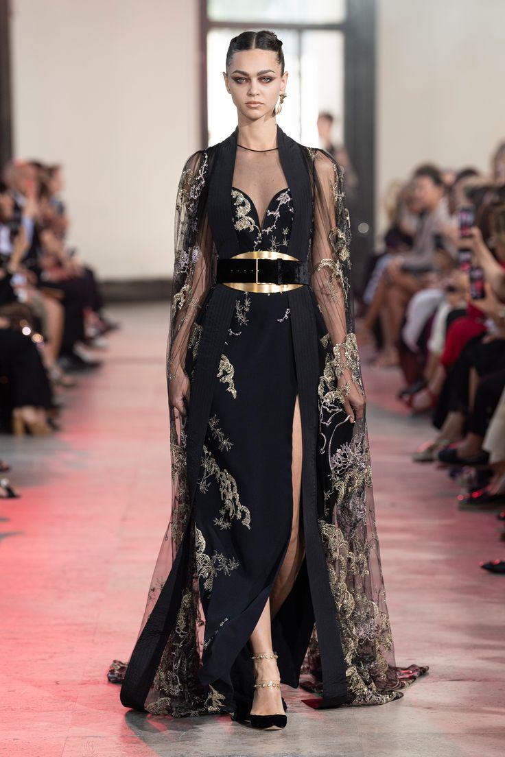 b9a1aa432dc657749786341ef83de49f Elie Saab - Haute Couture  : ELIE SAAB Haute Couture Automne Hiver 2019-20