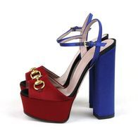de47ae5ba1fdbb3fbc7518150fb27af9--platform-wedges-shoes-pump-shoes Gucci Chaussures  : Gucci Talons