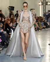 43b3e932525e336afaf21f6b9a5487c9 Elie Saab - Haute Couture  : ELIE SAAB Haute Couture Printemps Été 2020