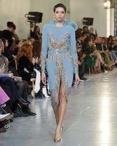 653e17e378e12036f4a6289b4e3a34fa Elie Saab - Haute Couture  : ELIE SAAB Haute Couture Printemps Été 2020