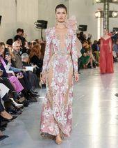 ecc92c3817febc5171e9ea97f4742ad0 Elie Saab - Haute Couture  : ELIE SAAB Haute Couture Printemps Été 2020