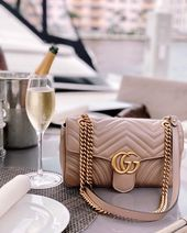 e4d86f0bd0d105945abed833779f1761 Collection Gucci Chaussures & Sacs : Trending: Gucci Marmont Bag