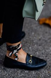 6cd8bc32c4c4981566131a5158c09b83 Gucci Chaussures  : The Best Street Style from Milan Fashion Week