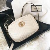 9d45db40e9e896cdac8b1261ceceeeea Collection Gucci Chaussures & Sacs : Sac pour appareil photo Gucci 'Marmont' | pinterest: Blanca # guccihandbagsunder $ 1000 #gucciba ...