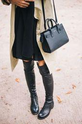 02527caf658a1c3d59c9eed631e9032d Yves Saint Laurent bag : Stivali sopra il ginocchio o cuissardes: idee per look facili!