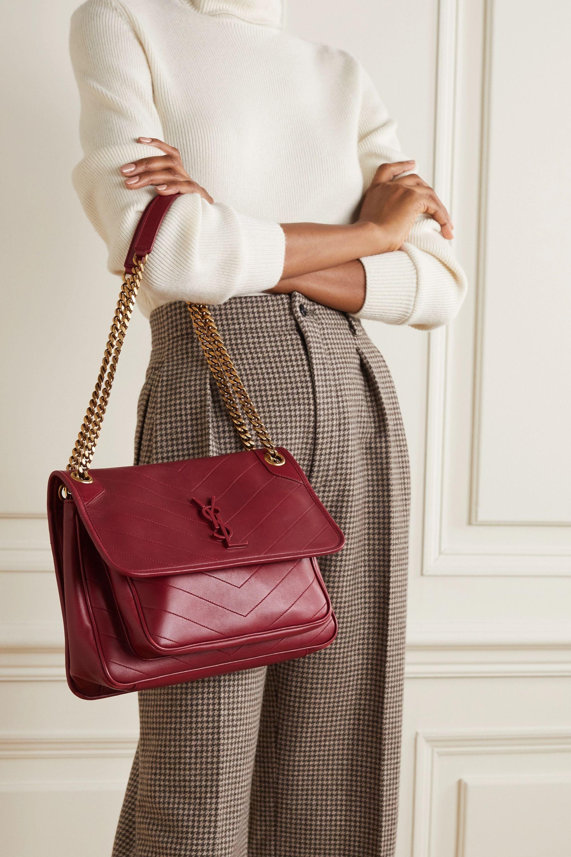 af78435dffb850b4dfec633b66da4738 Yves Saint Laurent bag : Niki medium quilted leather shoulder bag